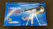 MEADE NG-60 60MM REFRACTOR COMPUTER-GUIDED TELESCOPE *LIKE NEW IN ORIGINAL BOX*